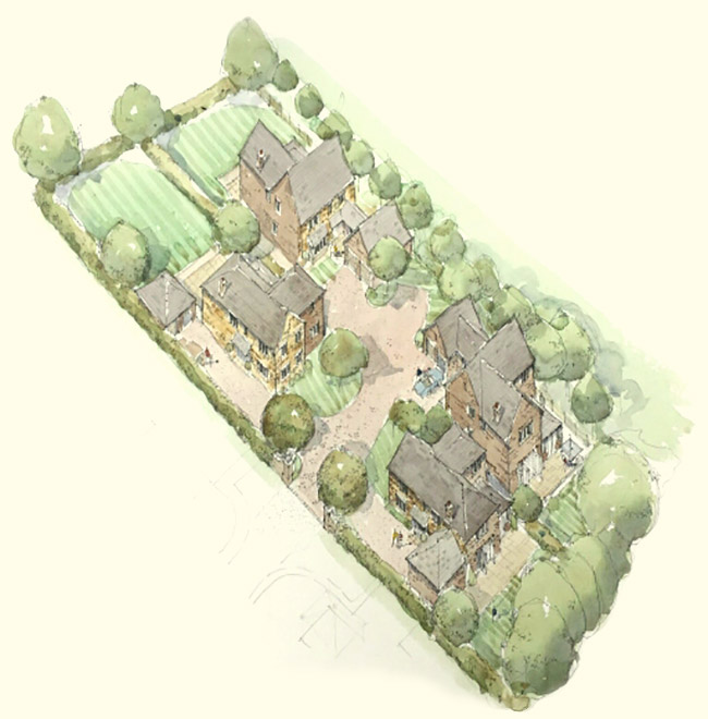 Parkland View Artists Impression
